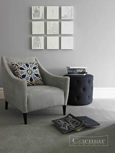 Prices from UK wide delivery of a huge selection of discounted carpets online. Free samples and largest choice of flooring online. Small Living Rooms, Living Room Grey, Living Room Sofa, Living Room Designs, Living Room Decor, Bedroom Decor, Bedroom Ideas, Living Spaces, Blue Carpet
