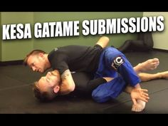 Kesa Gatame Submissions for BJJ No Gi - YouTube