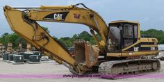 H5239.JPG - 1998 Caterpillar 320BL excavator , 8,362 hours on meter , Caterpillar 3066T six cylinder turbo diese...
