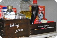 PBJstories: Kitchen Pantry Reveal !