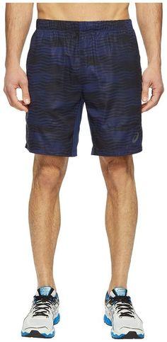 "Asics Tennis Club Challenger GPX 7"" Shorts"