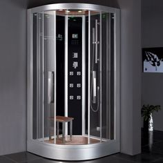 At Steamshowersinc.com we always have steam showers for less. We offer a huge selection of home steam shower units including free shipping nationwide.