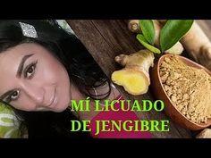 LICUADO DE JENGIBRE CAÍDA EXAJERADA DE CABELLO Y CRECIMIENTO EN DIAS - YouTube