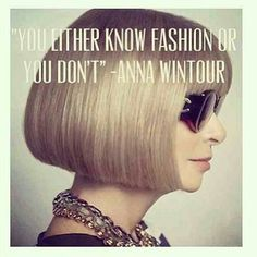 Just because you shop in certain stores or wear certain brands does not mean you are fashionable.  It is how you put the pieces together and tell a story- just my input   http://dailyquoted.com/ #fashion #quotes