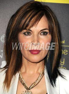 Lauren Koslow Hairstyle Color Hair | Lauren Koslow Hair http://www.wireimage.com/celebrity-pictures/Lauren ...