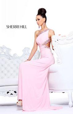 Sherri Hill 2970 dress | Prom dresses 2013 | NetFashionAvenue.com