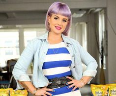 Kelly Osbourne Talks Summer Must-Haves And Her Signature Purple Hair