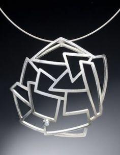 Neckpieces | Debra Gold Metalsmith