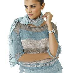 knitting inspiration (no pattern) Crochet Jacket, Crochet Cardigan, Knit Jacket, Knit Crochet, Knitting Blogs, Knitting Stitches, Knitting Designs, Hand Knitting, Solange