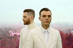 HurtsLove Theo Hutchcraft & Adam Anderson (Hurts) - Some Kind Of Heaven