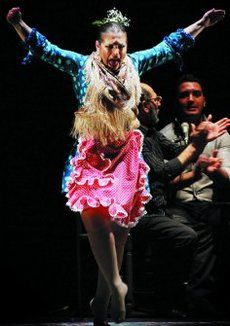 Pastora Galván will let you feel the real meaning of flamenco...