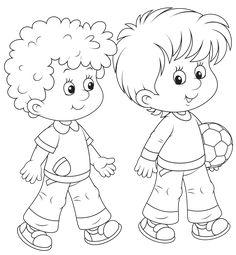 View album on Yandex. Disney Coloring Pages, Colouring Pages, Coloring Pages For Kids, Coloring Books, Cool Art Drawings, Art Drawings Sketches, Cartoon Drawings, Nursery Rhyme Crafts, Human Drawing