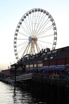 Great Wheel / Seattle