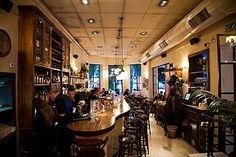 Café noir à Tel Aviv, c'est très bon et très sympa