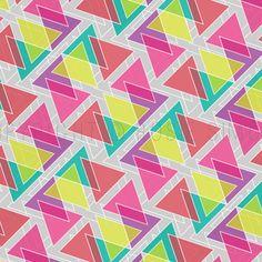 Cool print & pattern.
