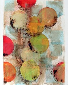 Atmospherics — scottbergeyart: #scottbergey #abstract #art
