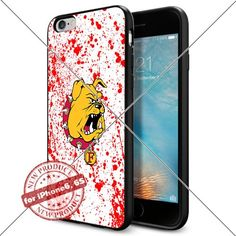 WADE CASE Ferris State Bulldogs Logo NCAA Cool Apple iPhone6 6S Case #1127 Black Smartphone Case Cover Collector TPU Rubber [Blood] WADE CASE http://www.amazon.com/dp/B017J7NR4C/ref=cm_sw_r_pi_dp_Fk1vwb0HQ6PXF