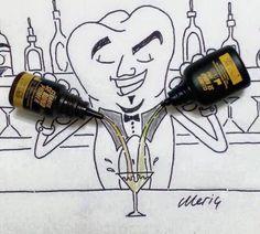 Bueno, hora de un cocktail #OdontólogosCol   #Odontólogos