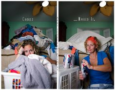 Laundry Humor- A tribute to parenthood