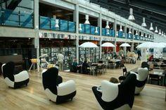 DOK Library Concept Center, Delft, Netherlands.