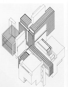 Eisenman, Peter - House X, 1976                                                                                                                                                      Plus