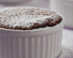 Marlene Koch's healthy souffle for Valentines Day!