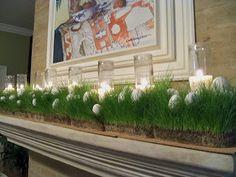 Miss Kopy Kat: More Grass Centerpieces