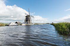 Achtkante molen Groot-Ammers [01110448] - Beeldbank van de Alblasserwaard