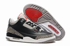 82c10280a2 ... switzerland buy 2017 mens air jordan 3 black cement for sale discount  from reliable 2017 mens