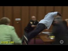 SEE IT: Victims Father LUNGES at SERIAL KILLER In Courtroom During Ohio MUDERERS Sentencing!!