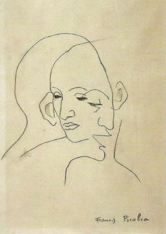 Francis Picabia.  Transparence,1930