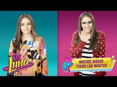 Soy Luna - Who is Who? Carolina vs. Nina - YouTube