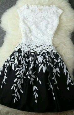 Isn't this dress beautiful?