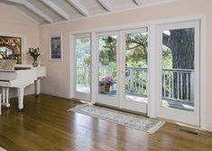 25 Best Quadruple French Sliding Doors Ideas Patio Doors Doors House Design