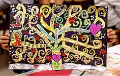 smART Class: Gustav Klimt Tree of Life