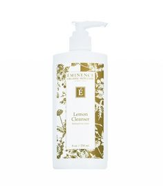 The Top 5 Natural Cleansers, According to the Internet   Byrdie. Eminence Lemon Cleanser ($27)