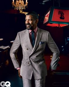 There's no one cooler than Denzel Washington