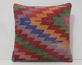 personalised pillow 18x18 DECOLIC decorative pillow luxury rug aztec pillow boho room decor throw pillow slip cover 14883 kilim pillow 45x45