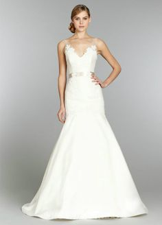 Wedding Dress Bridal Lace Gowns Lazaro