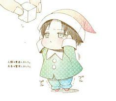 Kawaii Levi!!!! *^*