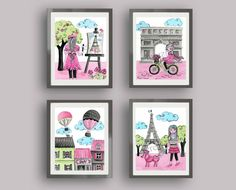 Hey, I found this really awesome Etsy listing at https://www.etsy.com/listing/480941799/paris-bedroom-decor-paris-art-prints