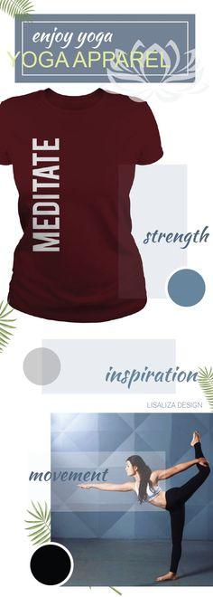 Best Meditation and Women Yoga TShirt / Ladies Tee.   #Fitness #Exercise #yoga # #yogadesign #chakra #yogalover #energy #inspiration #yogacasual #workout #inhale #exhale #breathe #meditation #women #fashion #Sunfrog #Lisaliza #giftideas #health #lifestyle