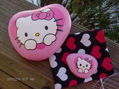 Hello Kitty Stones