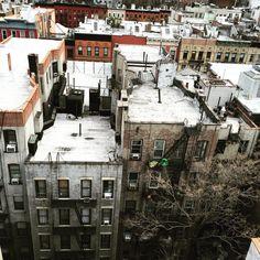 East Village, NYC. #rooftop #eastvillage #newyorkcity #wilbeard