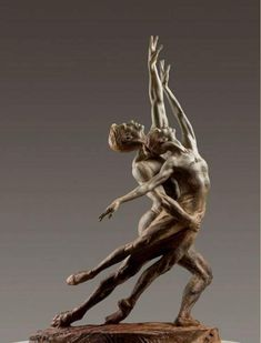 bronze sculpture Aesthetic Sharer CGdrawing Richard MacDonald (born is a California-based contemporary figurative artist known for his bronze sculptures. Ballet Vintage, Statue Ange, 3d Prints, Dark Fantasy Art, Dance Art, Pablo Picasso, Oeuvre D'art, Sculpture Art, Amazing Art