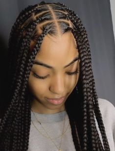 ideas for drawing hairstyle ideas hairstyle ideas 2018 hairstyle ideas ideas drawing hairstyle ideas ideas low ponytail hairstyle ideas for school Box Braids Hairstyles, Braids Hairstyles Pictures, Black Girl Braided Hairstyles, Frontal Hairstyles, Black Girl Braids, Braids Wig, Baddie Hairstyles, Girls Braids, Hair Pictures