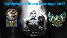 Thought you guys would enjoy my Riven montage! https://www.youtube.com/watch?v=usj4EPTV0Zg&feature=youtu.be #games #LeagueOfLegends #esports #lol #riot #Worlds #gaming