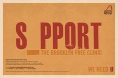 Brooklyn Free Clinic: Support