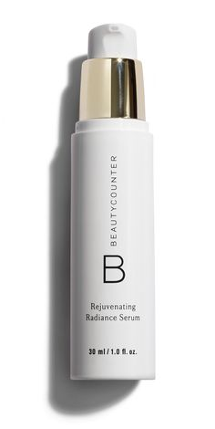 Designed by our own studio, we are proud to be a part of the better beauty movement.  www.delriverodesign.com  - Richer and creamier than your typical serum, our Rejuvenating Radiance Serum helps even the look ofskin tone, improve hydration, and reduce the appearance of wrinkles thanks to a combination of vitamin C, mixed fruit acid complex, and algae and marine extract. Lightweight and easily absorbed, the formula is a must for layering under your moisturizer.
