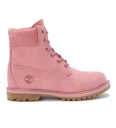 Timberland Authentic 6 Inch New Boot 10061-Pink Wheat For Women Special Price:$100.99